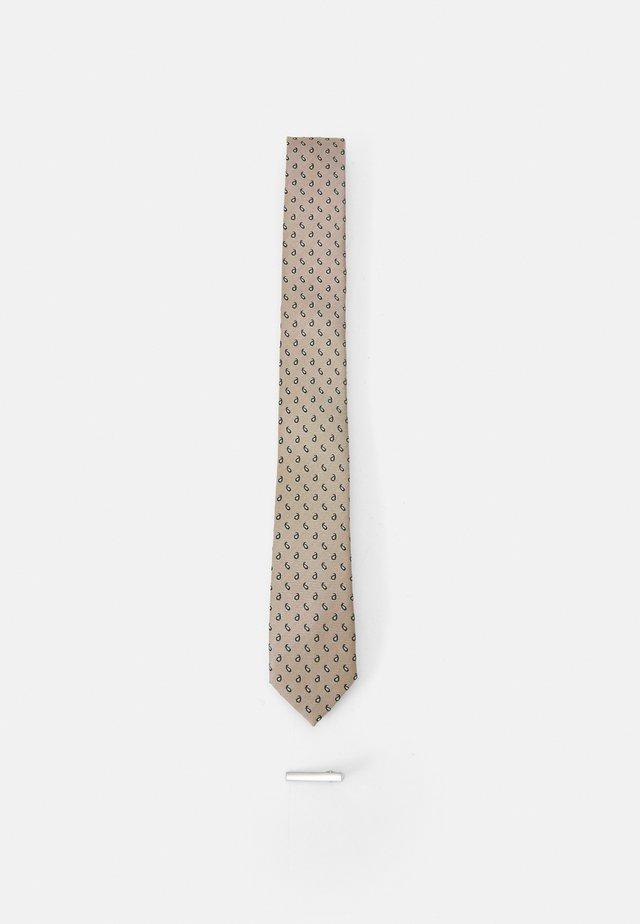 JACSUNE TIE BOX SET - Cravate - crockery