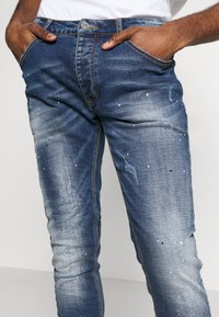 Kings Will Dream - ROMMIE - Slim fit jeans - indigo wash - 4