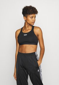 adidas Originals - BRA - Top - black - 0