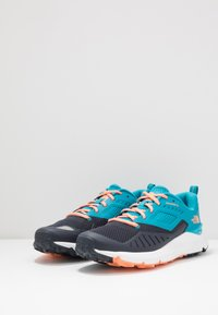 The North Face - ROVERETO  - Trail running shoes - caribbean sea/urban navy - 2