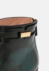Alberta Ferretti - BOOT - Classic ankle boots - green - 6