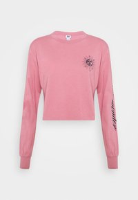 BDG Urban Outfitters - SOLAR CROP - Long sleeved top - pink - 5