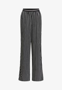 WE Fashion - Trousers - black - 3