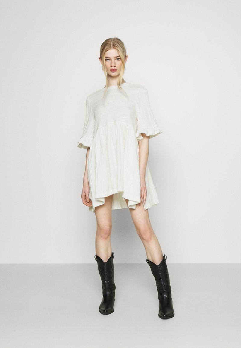 Free People - TAKE A SPIN - Jersey dress - ivory