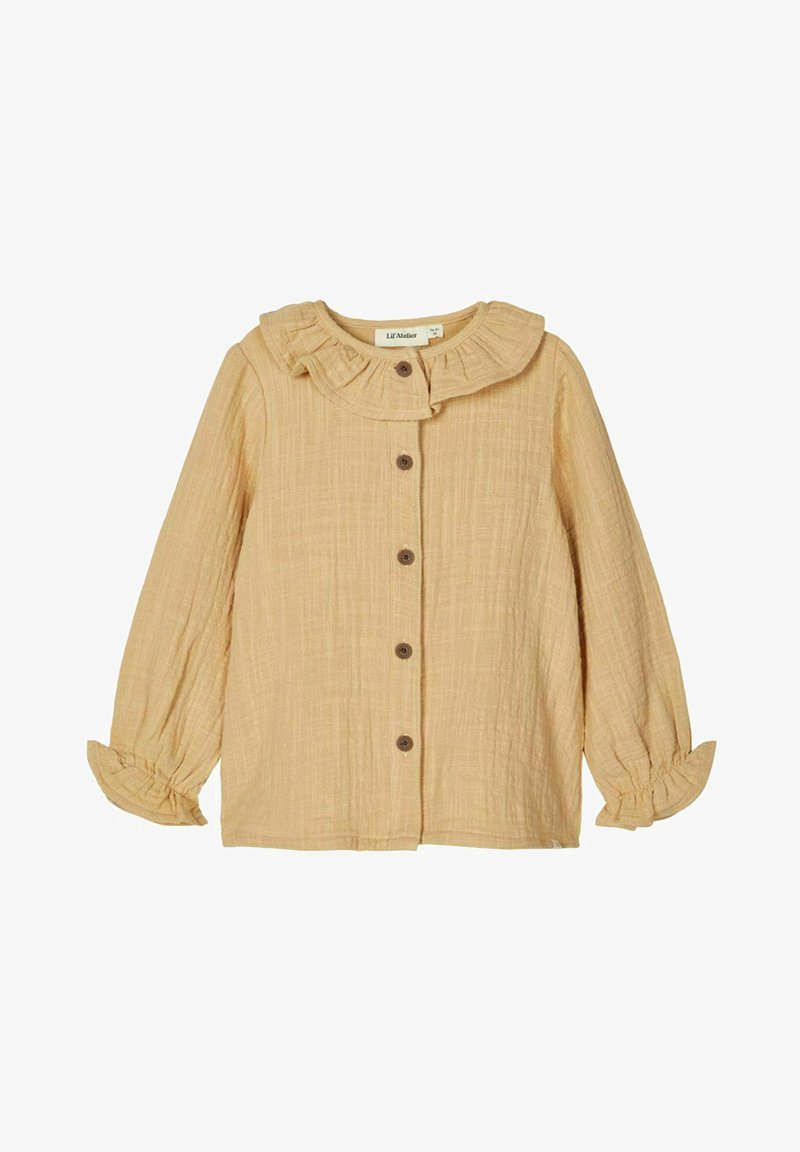 Name it - Button-down blouse - taos taupe