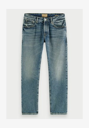 Jeans straight leg - clear quartz