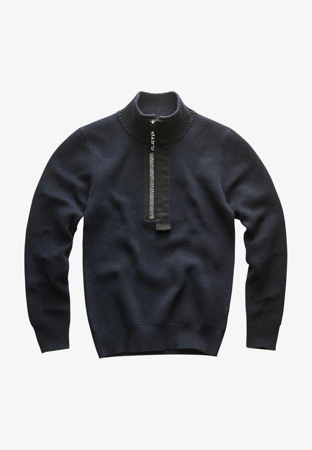 Forro polar - navy blue