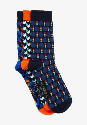 3-PACK - Socks - blue