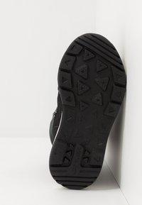 Viking - OKSVAL GTX - Zimní obuv - black/charcoal - 5