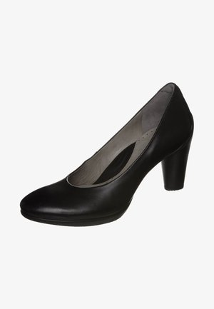 SCULPTURED 75 - Classic heels - black