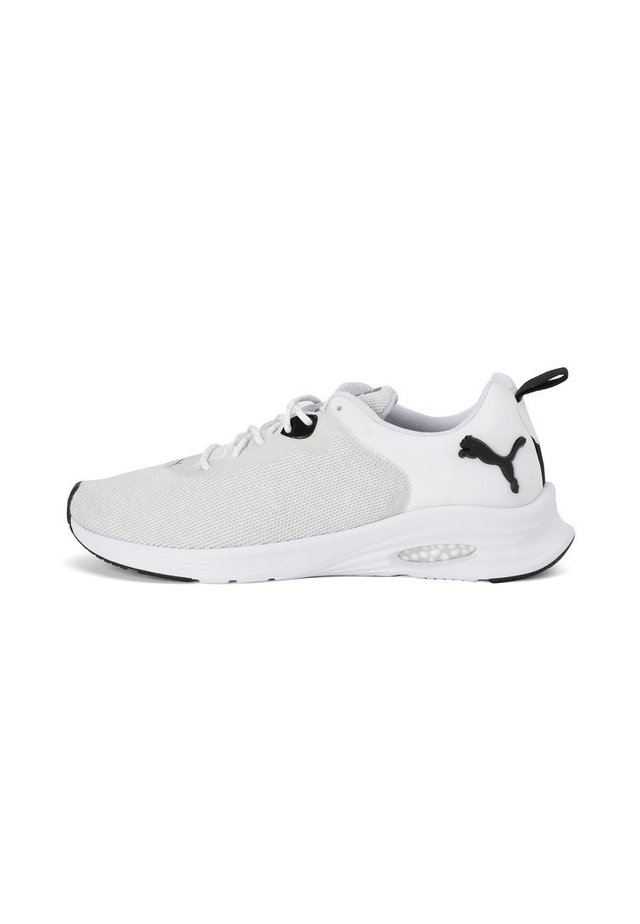 HYBRID FUEGO  - Neutral running shoes - white-glcr gray-blk