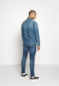 Tommy Jeans - SIMON - Jeans Skinny Fit - dark blue denim - 2