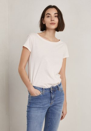 NAT - T-shirt basic - soft rose