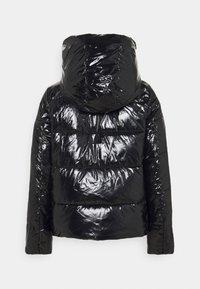 Calvin Klein Jeans - HIGH SHINE PUFFER - Winter jacket - black - 1
