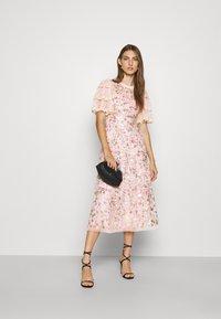 Needle & Thread - ODETTE BALLERINA DRESS - Koktejlové šaty/ šaty na párty - pink - 1