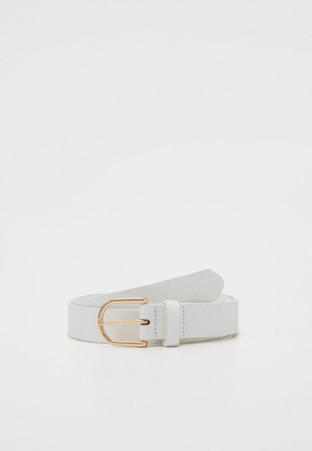 Belte - white