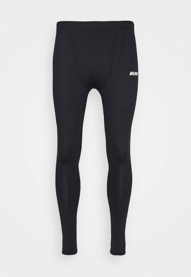 PANTALONE PANTS - Collant - black