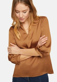 comma - Blouse - tobacco - 4