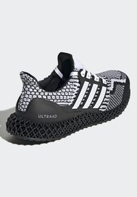 adidas Performance - ULTRA4D 5.0 - Matalavartiset tennarit - cblack/ftwwht/carbon - 3