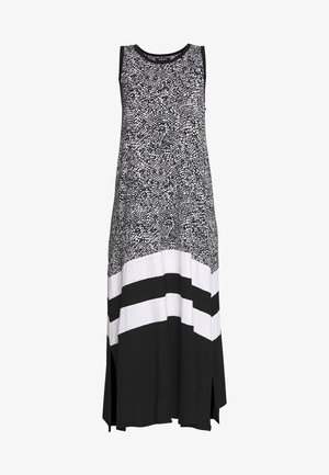 MAXI CHEMISE - Nightie - black