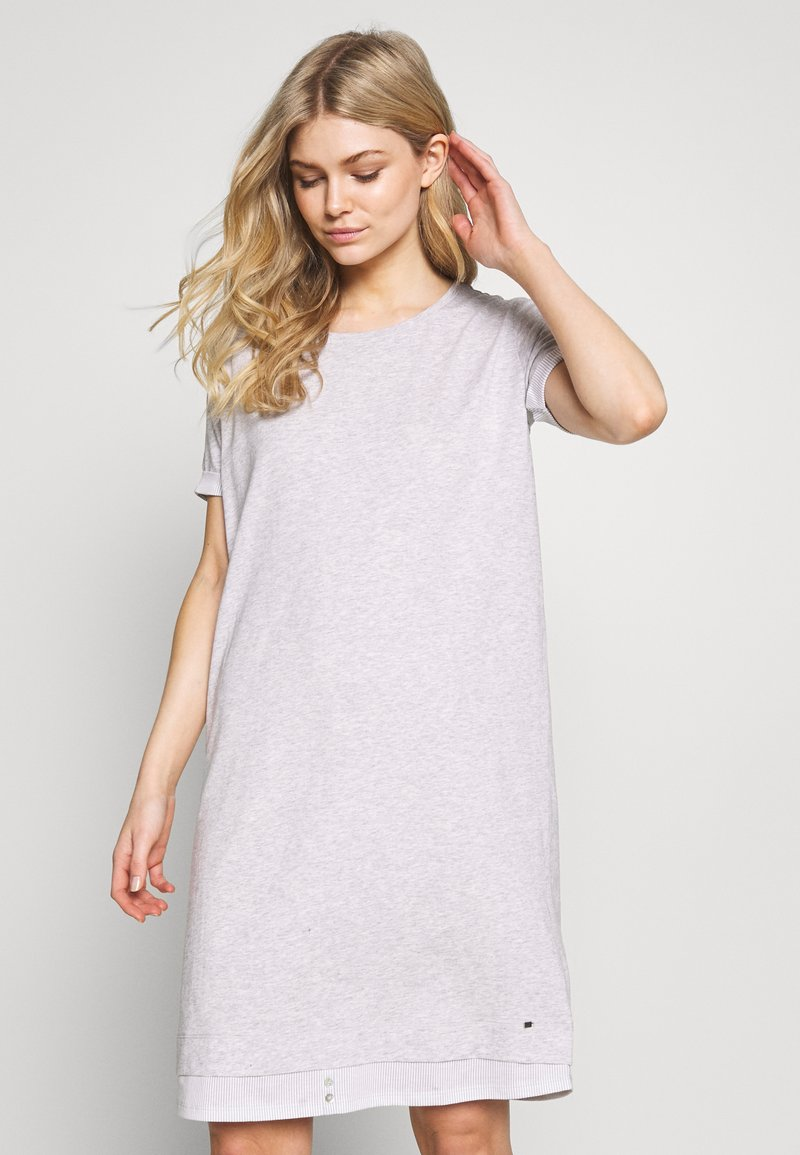 Triumph - PIMA - Nightie - medium grey
