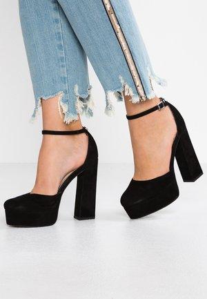 CORDY - High heels - black