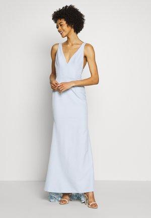 ALLEGRA - Společenské šaty - powder blue