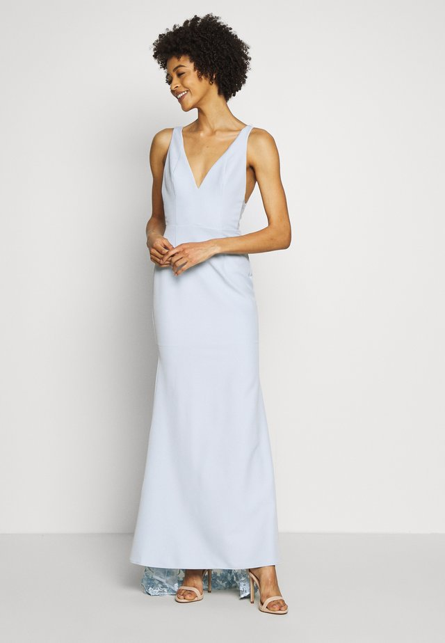 ALLEGRA - Robe de cocktail - powder blue