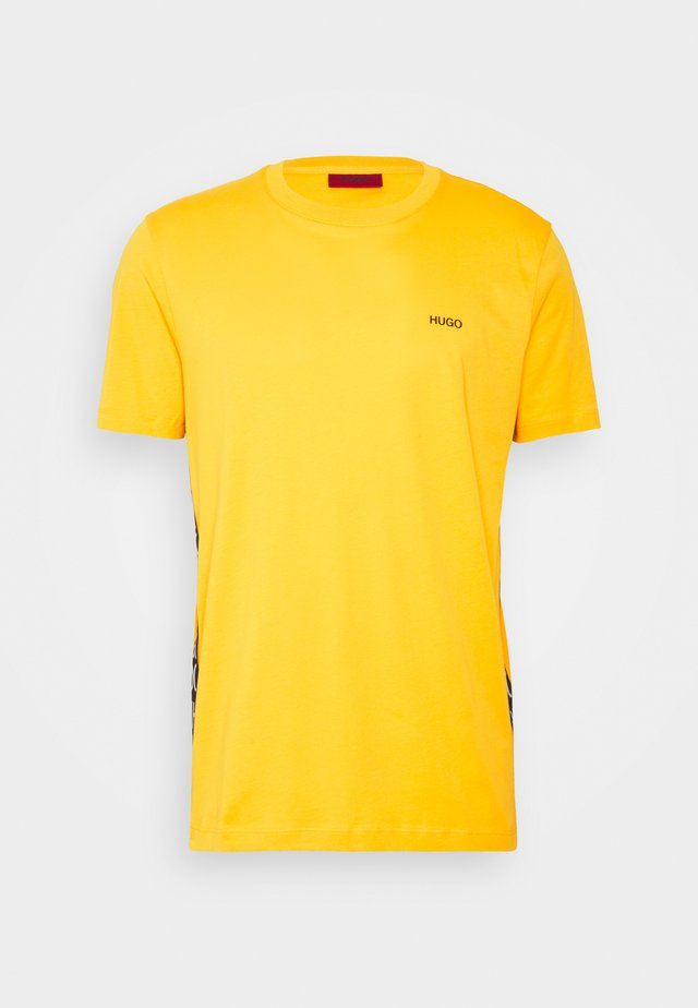 DERES - T-shirt imprimé - bright orange