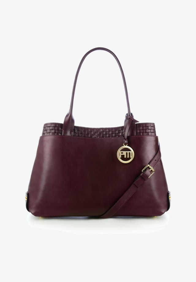 LIVERI  - Handtasche - bordeux
