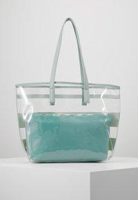 TOM TAILOR DENIM - LINARES SET - Tote bag - mint - 2