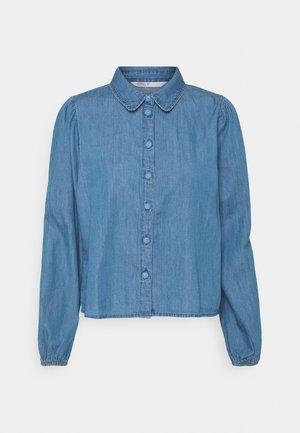 ONLSTACIE LIFE - Blouse - blue indigo
