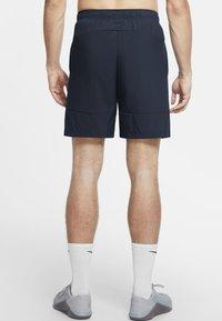 Nike Performance - FLEX SHORT - Korte sportsbukser - obsidian/white - 2
