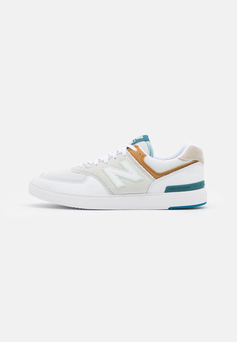 New Balance - 574 - Sneakers basse - white