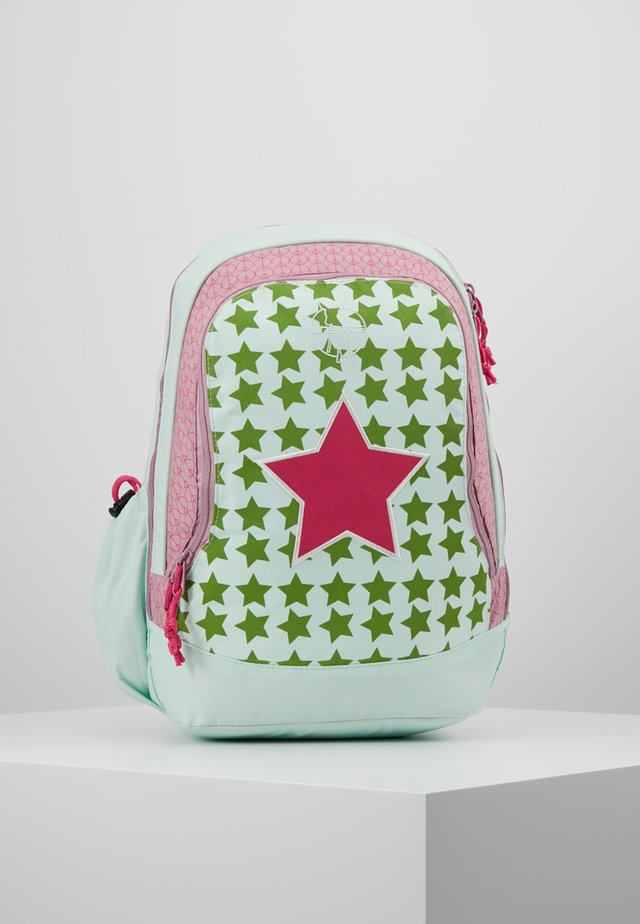 BIG BACKPACK STARLIGHT - Zaino - magenta