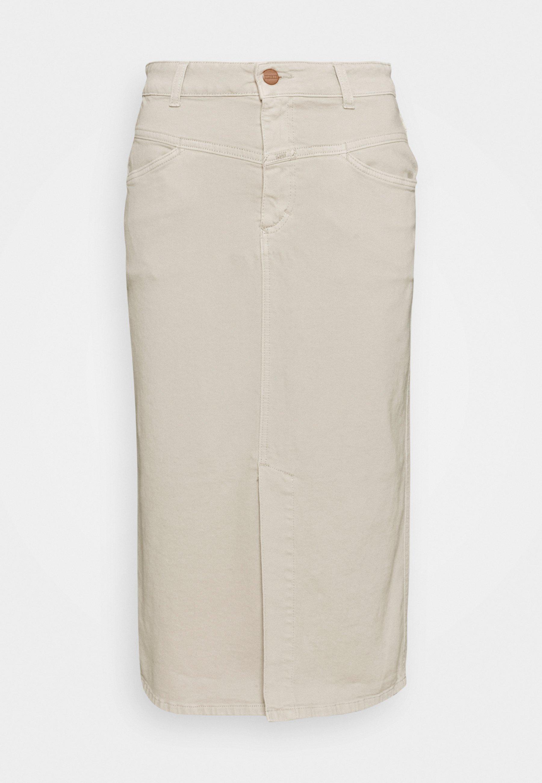 Women JUNE - Denim skirt
