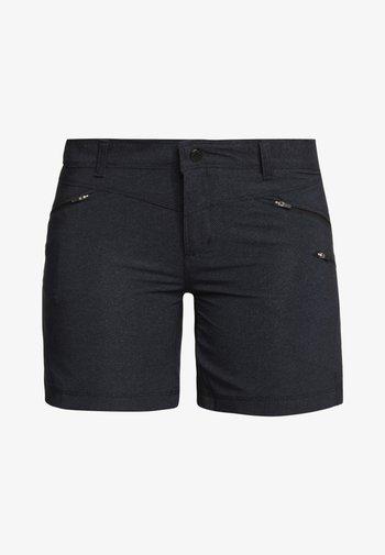 WOVEN  - Outdoor shorts - black denims