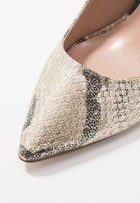 Dune London - ANNA - High heels - natural - 2