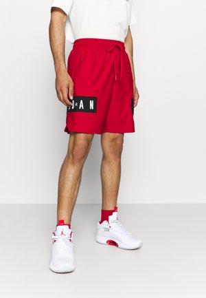 AIR - Träningsshorts - gym red/black/white