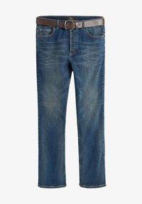 Next - Bootcut jeans - blue denim - 5