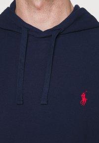 Polo Ralph Lauren - LONG SLEEVE - Sweatshirt - newport navy - 5