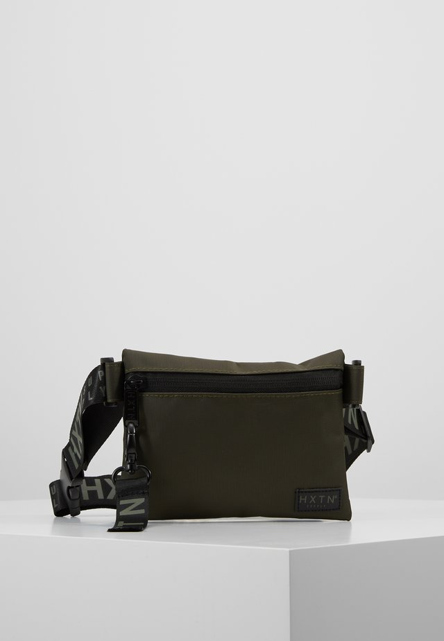 PRIME CROSSBODY - Bum bag - olive