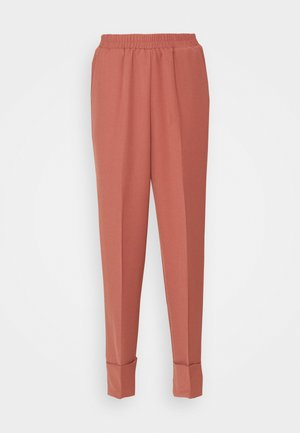 YASULLO PANT - Trousers - dusty cedar
