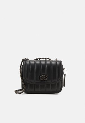 MADISON SHOULDER BAG - Handbag - black