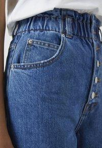 PULL&BEAR - Jeans a sigaretta - blue - 4