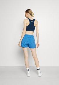 adidas Performance - RUN IT SHORT - Sports shorts - focus blue/white - 2
