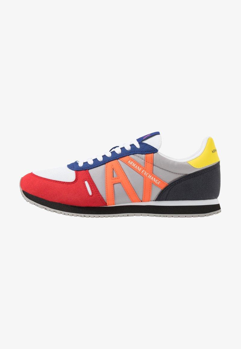 Armani Exchange - RETRO RUNNER - Sneakersy niskie - multicolor