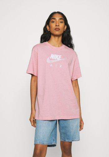 AIR - Print T-shirt - pink glaze/white
