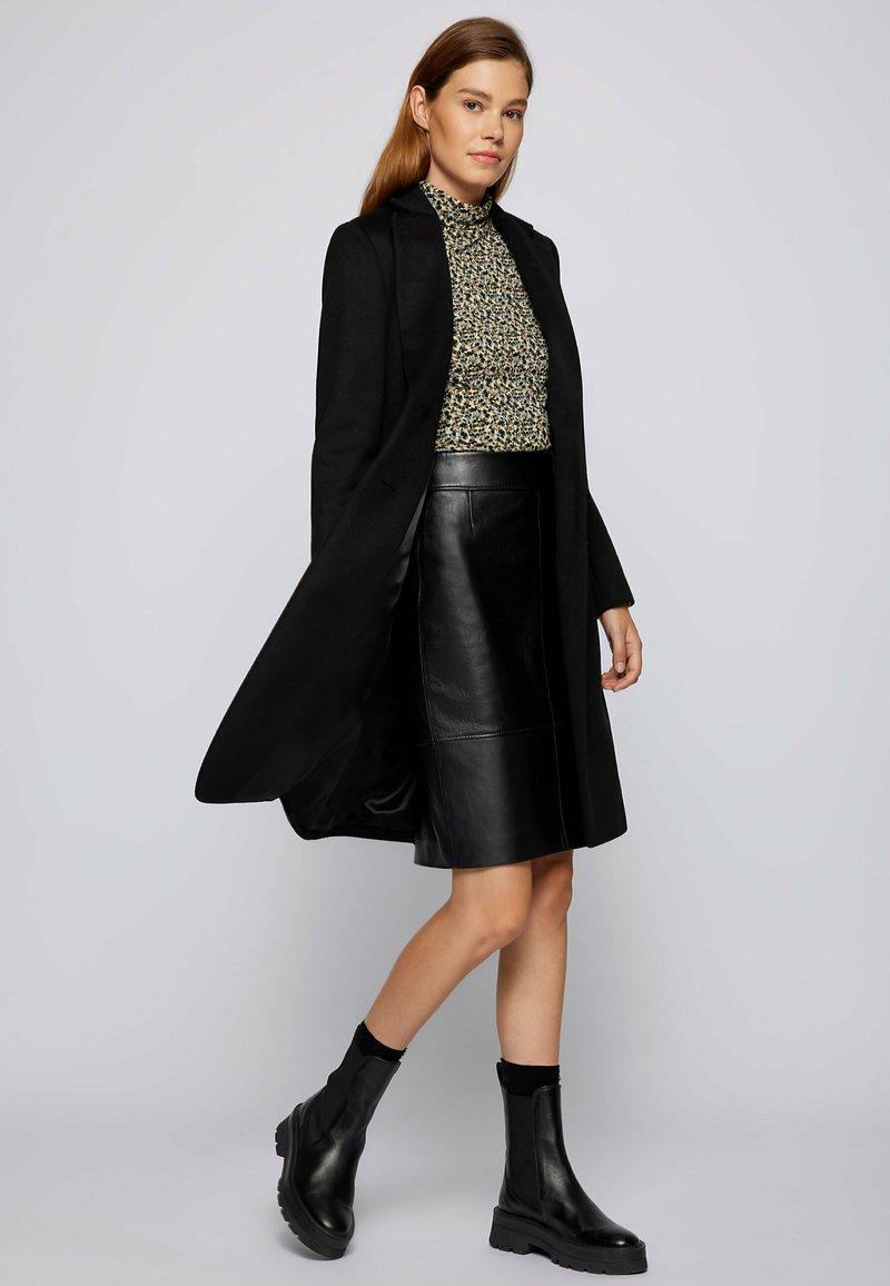 BOSS - CURIA - Manteau classique - black