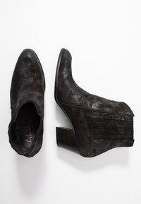 lilimill - FEDORA - Ankle boots - koko nero - 3